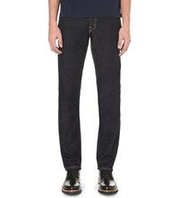 7 For All Mankind Slim Fit Straight Jeans Ny Rinse