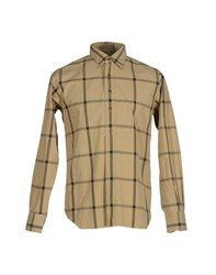 Haver Sack Shirts Shirts Men Khaki