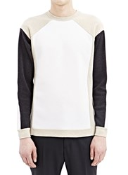 Marni Crew Neck Sweater Beige