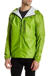 The North Face Fuse Cesium Anorak Green