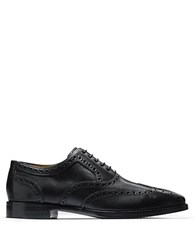 Cole Haan Cambridge Leather Wingtip Oxfords Black