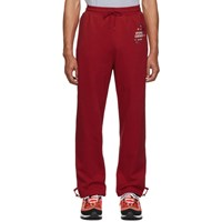 Opening Ceremony Red Unisex Lounge Pants