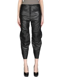 Vetements Casual Pants Black