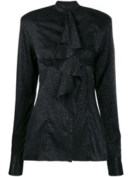 Nineminutes Jacquard Dotted Blouse 60