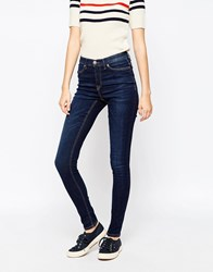 Blend She Moon Super Jeans Darkbluedenim