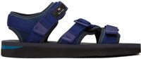 Paul Smith Ps By Navy Formosa Cycle Sandals