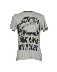 Acht T Shirts Light Grey