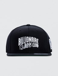 Billionaire Boys Club Curve Logo Snapback Hat