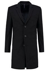 Minimum Gleason Classic Coat Navy Dark Blue