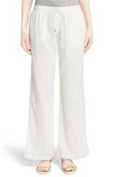Women's Soft Joie 'Pintra' Drawstring Crinkle Cotton Pants