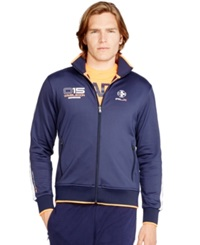 Polo Ralph Lauren Wimbledon Rlx Track Jacket French Navy