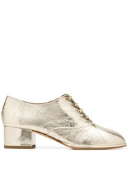 Laurence Dacade Tilly Shoes Gold