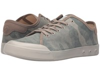 Rag And Bone Standard Issue Lace Up Green Camo