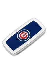 Cufflinks Inc. Men's Chicago Cubs Money Clip