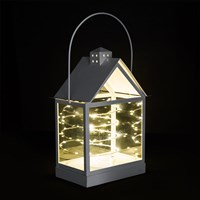 Sirius Lauritz Led Lantern 30Cm White
