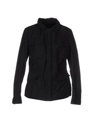Aquarama Coats And Jackets Jackets Women Black
