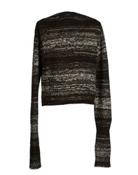 Andrew Mackenzie Knitwear Jumpers Men Military Green
