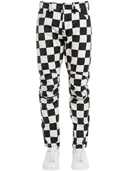 G Star By Pharrell Williams 5622 Elwood Chef's Check Jeans