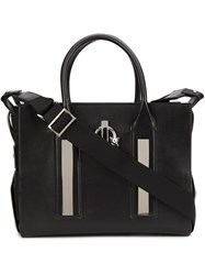 Dsquared2 'Twin Peaks' Tote Bag Black
