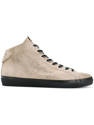 Leather Crown 13327 Sneakers Grey