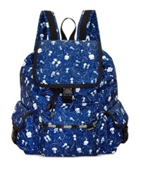 Le Sport Sac Lesportsac Peanuts Collection Voyager Backpack Stargazer