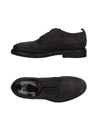 Sartori Gold Lace Up Shoes Steel Grey
