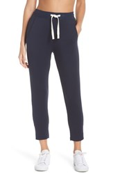 Splits59 Reena Ankle Pants Indigo Off White