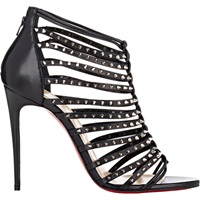Spiked Millaclou Sandals Black