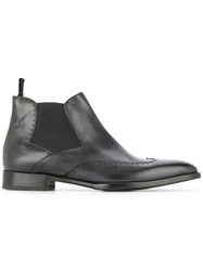 Fratelli Rossetti Classic Ankle Boots Black