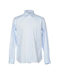 Ingram Shirts Sky Blue