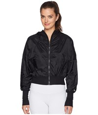 Alo Yoga Aqua Jacket Black Coat