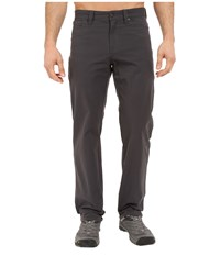 Mountain Hardwear Piero Five Pocket Pants Shark Men's Casual Pants Gray