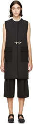 Nomia Black Diamond Quilted Vest