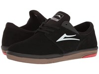 Lakai Fremont Black Gum Suede Men's Skate Shoes
