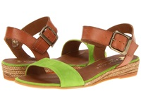 Eric Michael Amanda Green Women's Sandals