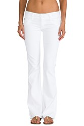 Hudson Jeans Signature Bootcut White