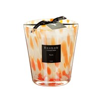 Baobab Collection Scented Candle Coral Pearls 16Cm