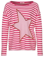 Bloom Jumper Pink Creme