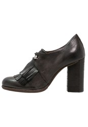A.S.98 Ankle Boots Smoke Nero Grey