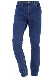 Dr. Denim Dr.Denim Clark Slim Fit Jeans Mid Retro Blue Denim