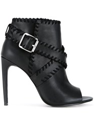 Senso 'Omei I' Booties Black