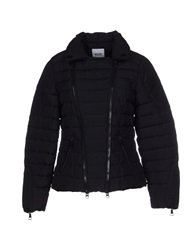 Moschino Cheap And Chic Moschino Cheapandchic Down Jackets Black