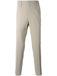 Golden Goose Deluxe Brand Ring Trousers Nude Neutrals