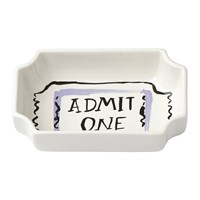 Kate Spade Pop By Popcorn Ticket Bowl