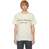 Gucci Off White 'Chateau Marmont' T Shirt