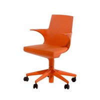 Kartell Spoon Chair Orange
