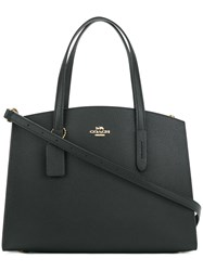 Coach Charlie Carryall Bag Black