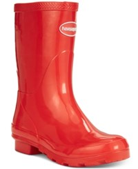 Havaianas Women's Helios Rain Boots Women's Shoes Guava Red