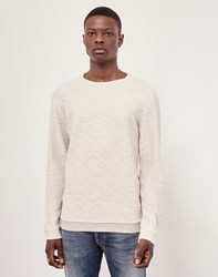 Only And Sons Greg Crew Neck Sweatshirt Stone