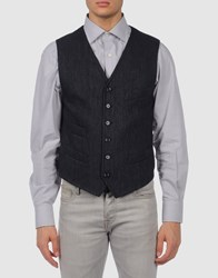 Coming Soon Suits And Jackets Waistcoats Men Black